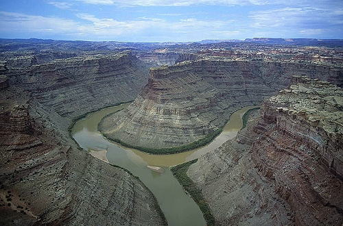 Green river confluence san juan county utah ut united states