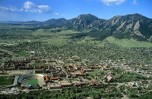 Boulder colorado university
