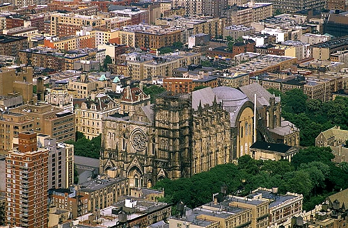 Airphoto Aerial Photo Of Upper West Side New York City New York 5272