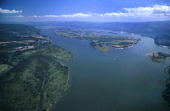 Puget island washington