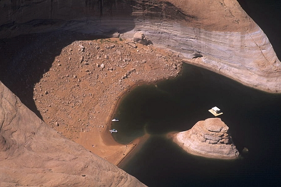 Lake Powell (UT) United States  City new picture : lake powell in recent years the lake powell water level
