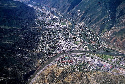 Glenwood Springs (CO) United States  city photos gallery : ... photo of Glenwood Springs, Garfield County, Colorado, CO United States