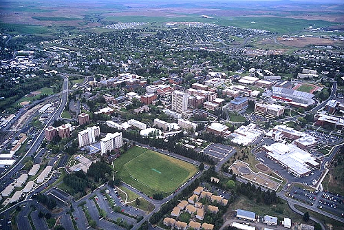 Pullman (WA) United States  city images : ... State University, Route US 95, Pullman, Washington, WA United States