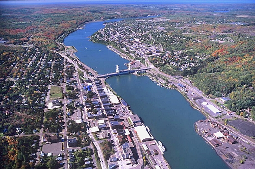Houghton (MI) United States  City new picture : ... photo of Houghton/Hancock, Houghton County, Michigan, MI United States