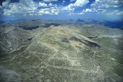 Evans (CO) United States  city images : ... Mount Evans Auto Road, Clear Creek County, Colorado, CO United States