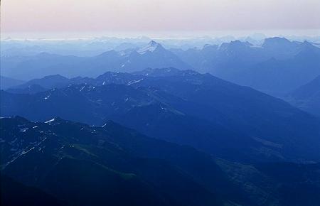 photo of British Columbia Air Pollution, British Columbia, BC Canada