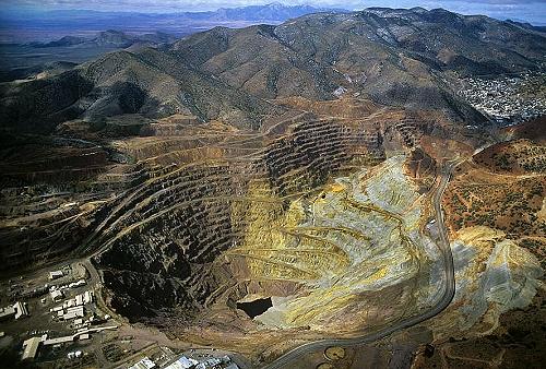 Bisbee (AZ) United States  city photos gallery : ... of Lavender Copper Pit, Cochise County, Arizona, AZ United States