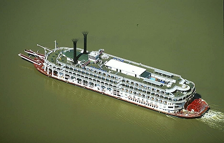Kentucky gambling boat size of gambling industry